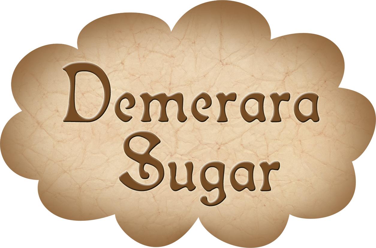 Pantry label demerara sugar rooftop post printables