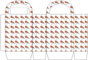 Robins Party Bag