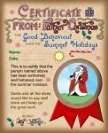 summer-santa-certificate