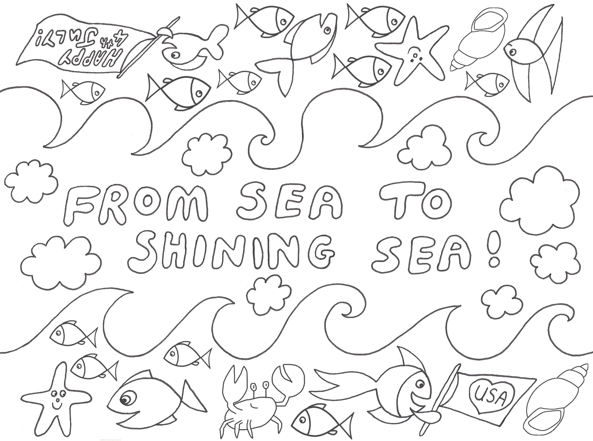 besides From Sea To Shining Sea Independence Day Coloring in addition  on wedding invitations uk