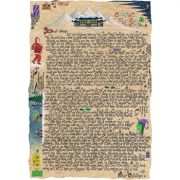 """""""All About My Elves"""" is a letter from Father Christmas to open before Christmas."""