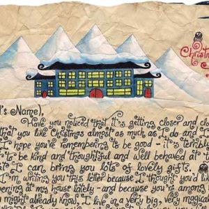 Santa Story-Letter - Goblin Gifts