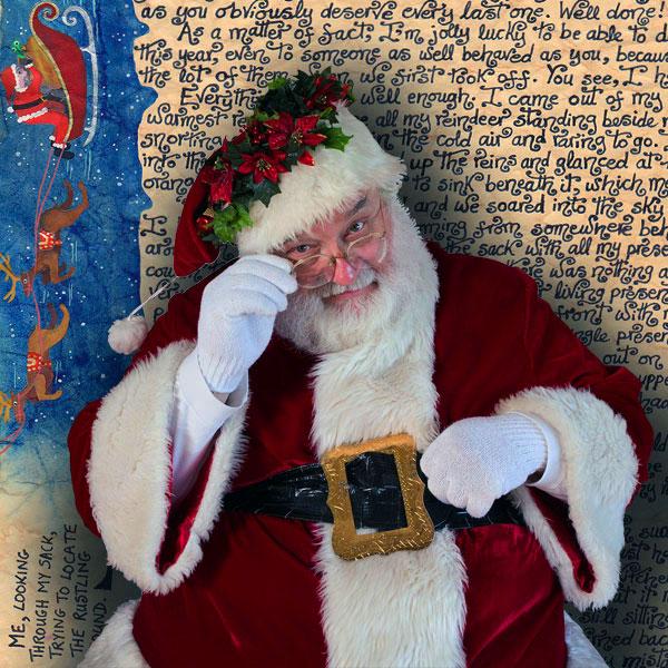 Santa's Favourite Letters