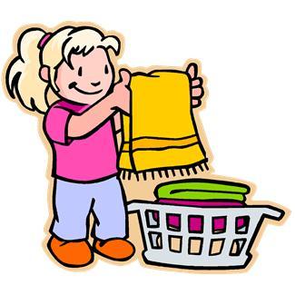 child-doing-laundry-chore