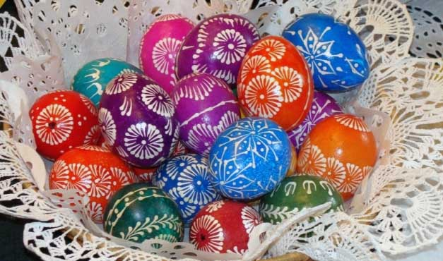 painted-eggs