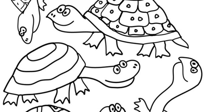 Latest Colouring Pages