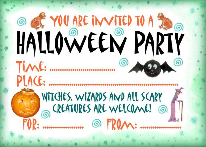Halloween Costume Party Invitations is an amazing ideas you had to choose for invitation design
