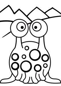 Spotty Monster