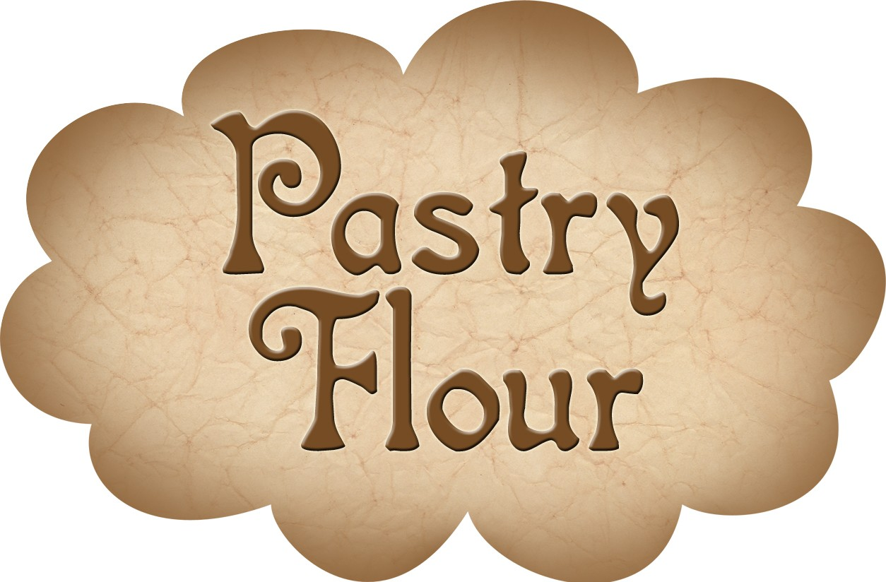 pantry label  pastry flour