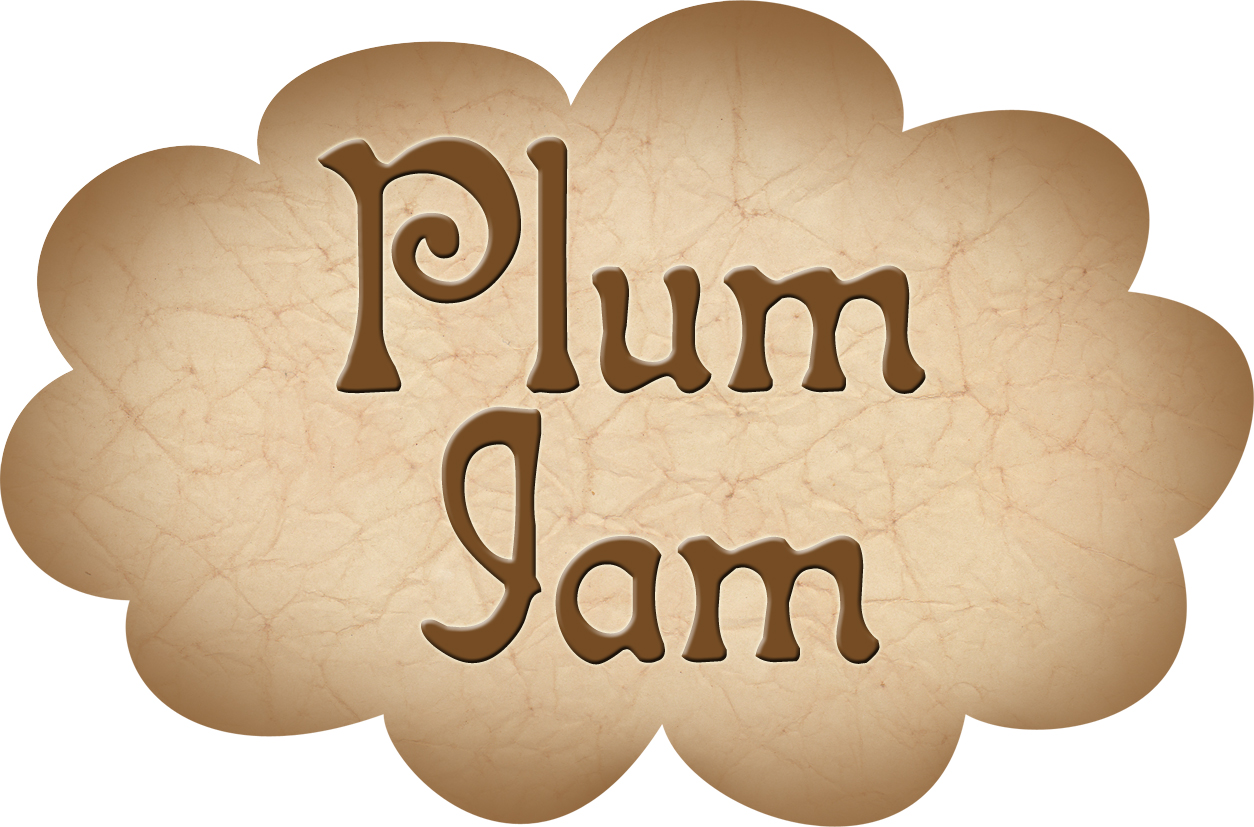 Pantry Label Plum Jam Rooftop Post Printables