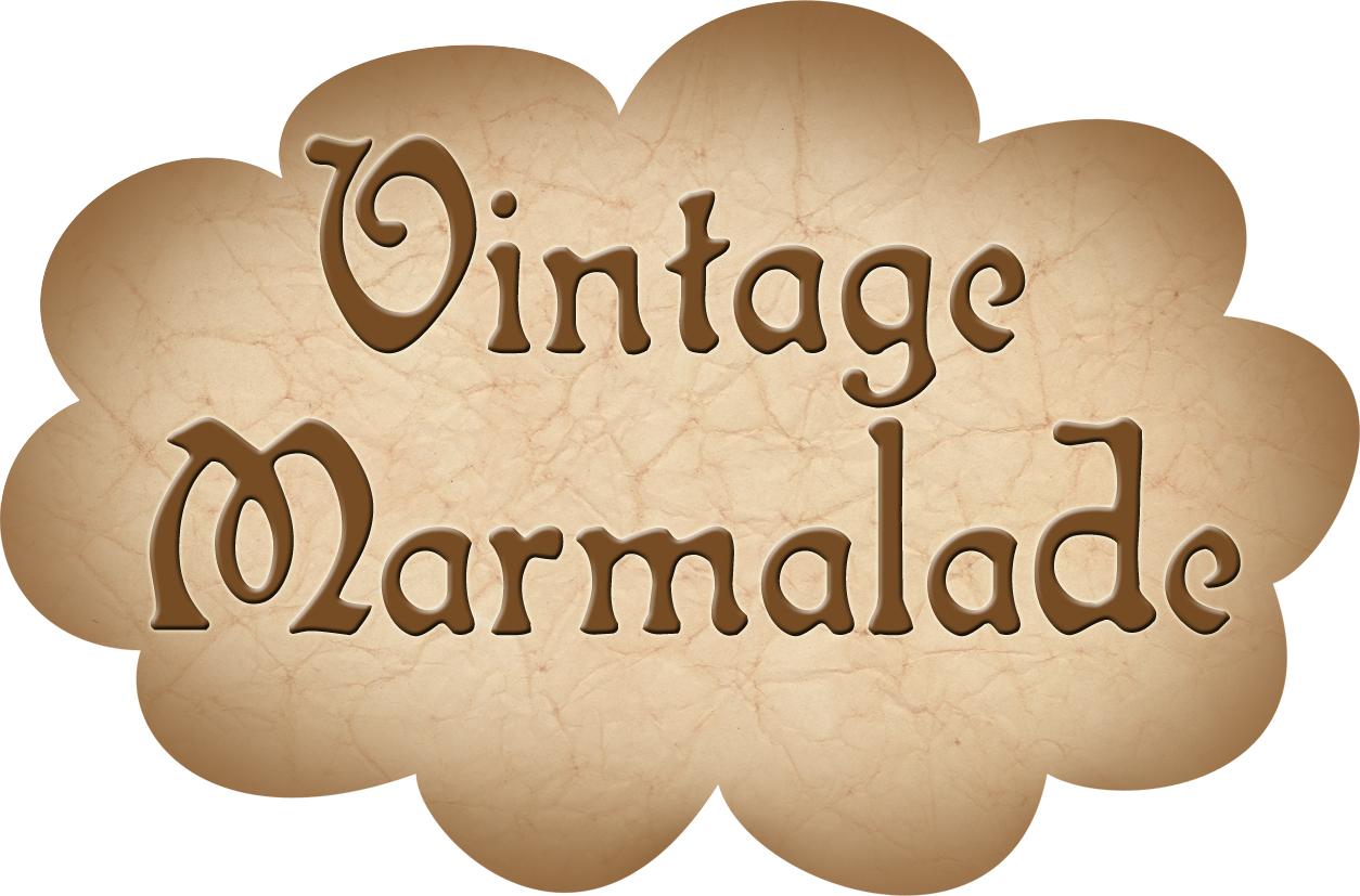 Pantry Label Vintage Marmalade Rooftop Post Printables