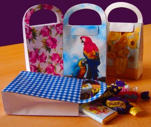 Free Printable Birthday Party Gift Bags