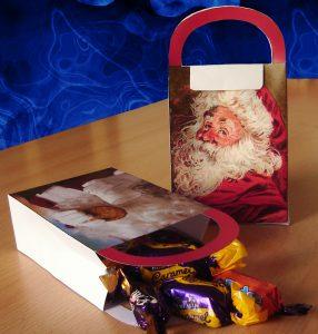 Free Printable Christmas Party Bags