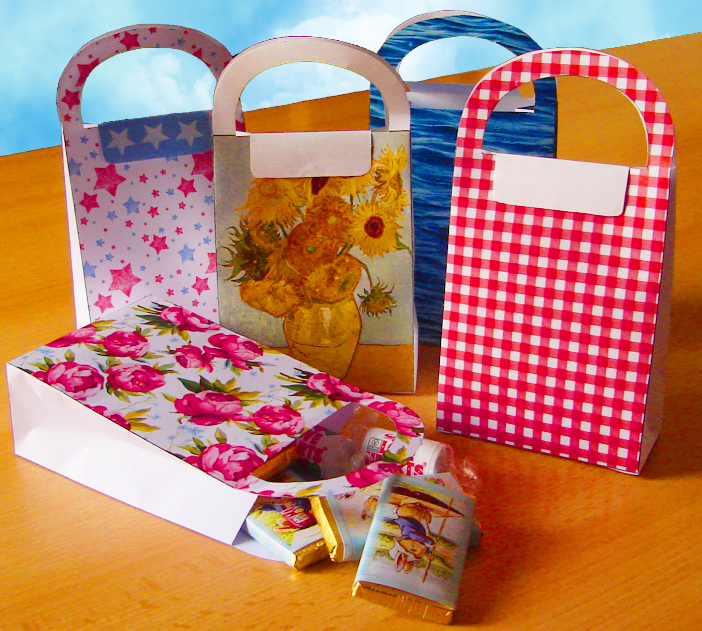 Summer Party Bags