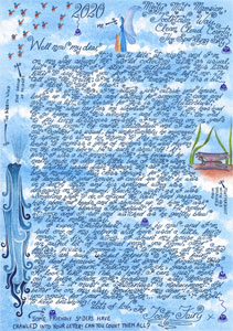 "Free story-letter from the Tooth Fairy entitled ""A Sprained Wing"""