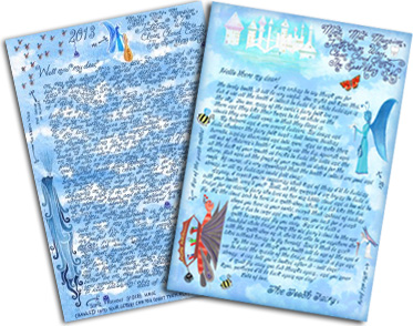 Free Tooth Fairy Letters