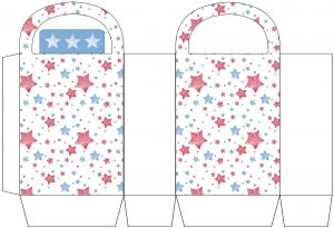 Fourth of July Party Bag