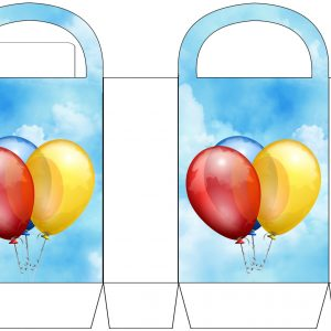 Balloons Party Bag