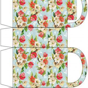 Summer Blossom Party Bag