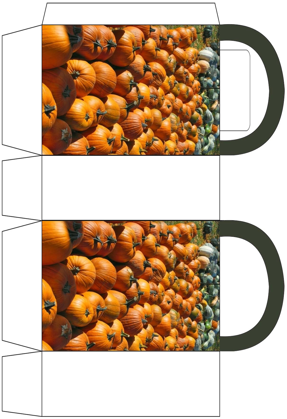 Pumpkin Patch Party Bag
