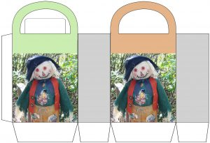 Scarecrow Party Bag