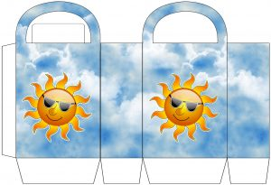 Summer Sun Party Bag