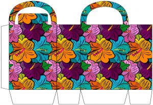 Bright Blooms (2) Party Bag