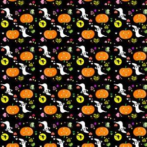Free printable craft paper for Halloween