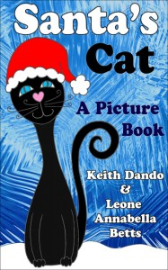 """Santa's Cat"" - A Picturebook"