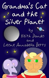 Grandma's Cat and the Silver Planet