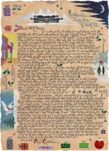 free-letter-from-Father-Christmas-A-Winged-Gift-by-Leone-Annabella-Betts