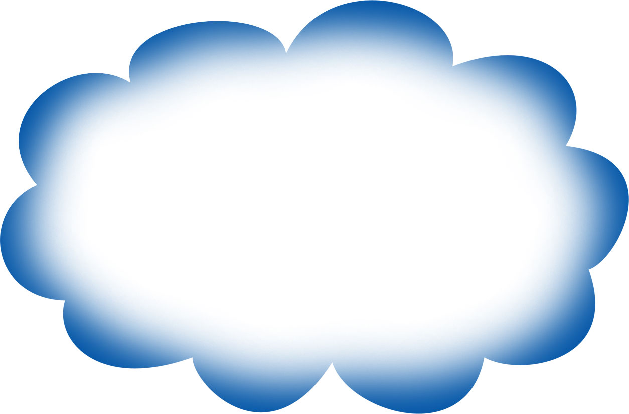 Blank Pantry Label Cloud Blue Rooftop Post Printables