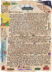 Free Father Christmas Letter - The Knotty North Wind