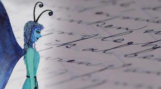 Fairy ideas for notes and other printables