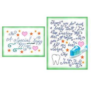 tooth fairy letters tiny tooth letter for a boy thanks and keep 13873