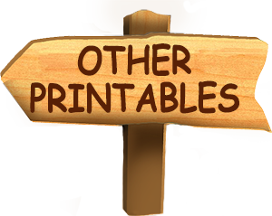 Other free kids printables
