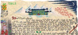 Story-letter from Santa