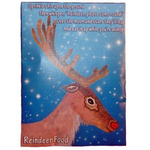 Reindeer Food - Front of Packet