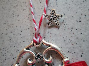 "Tiny Star saying ""Just for You"" on Santa's Magic Key"
