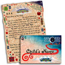 Write Your Own Father Christmas Letter: DIY Santa Letter