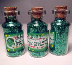 Bottles of Elf Dust